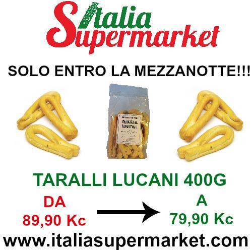 Promo Taralli 400g
