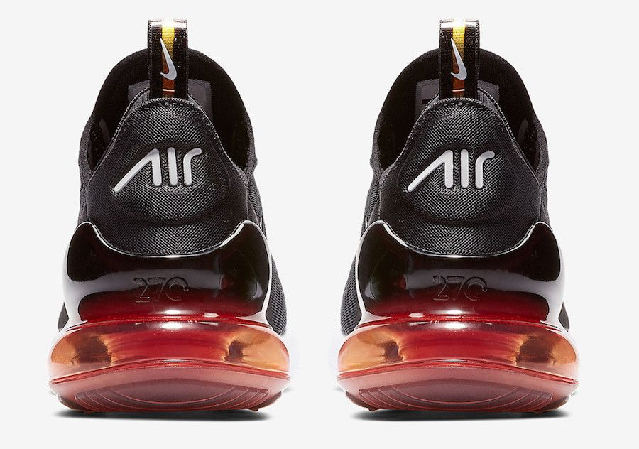 44aaa1706d5 Nike Air Max 270 Black Multi-Color AQ9164-003 Release Date ...