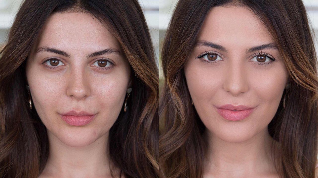 "Easy ""No Makeup"" Makeup Tutorial  Sona Gasparian  Minimal makeup"