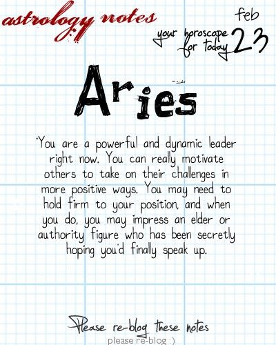 Aries Astrology Note Ever Read Your Birth Chart Its Free On Ifate