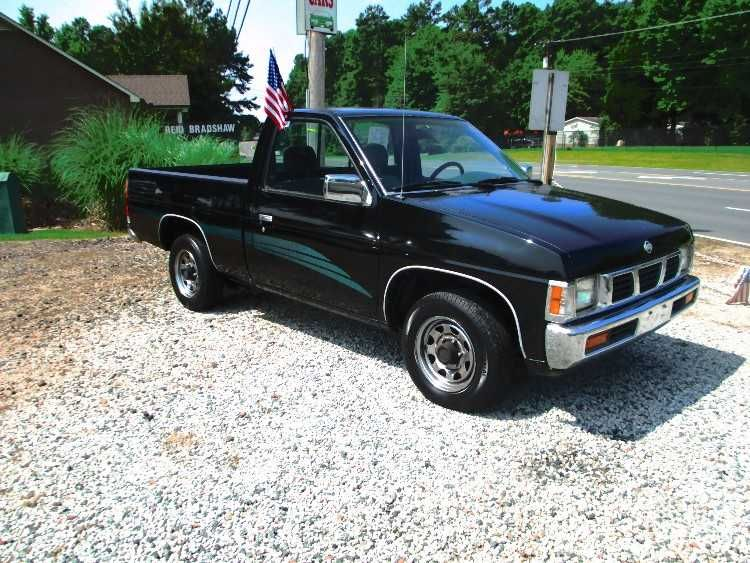 1995 Nissan Pickup XE Model Automatic  Truck has 102k  Miles