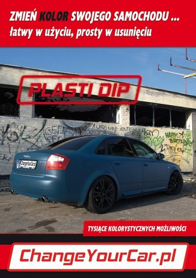 Plastidip Plasti Dip Dipyourcar Zmiana Koloru Samochodu Plasti Dip Szczecin Oklejanie Aut Suv Car Suv Car