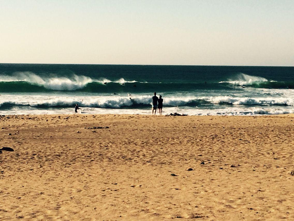 Fuerteventura. My Love. Surfing.