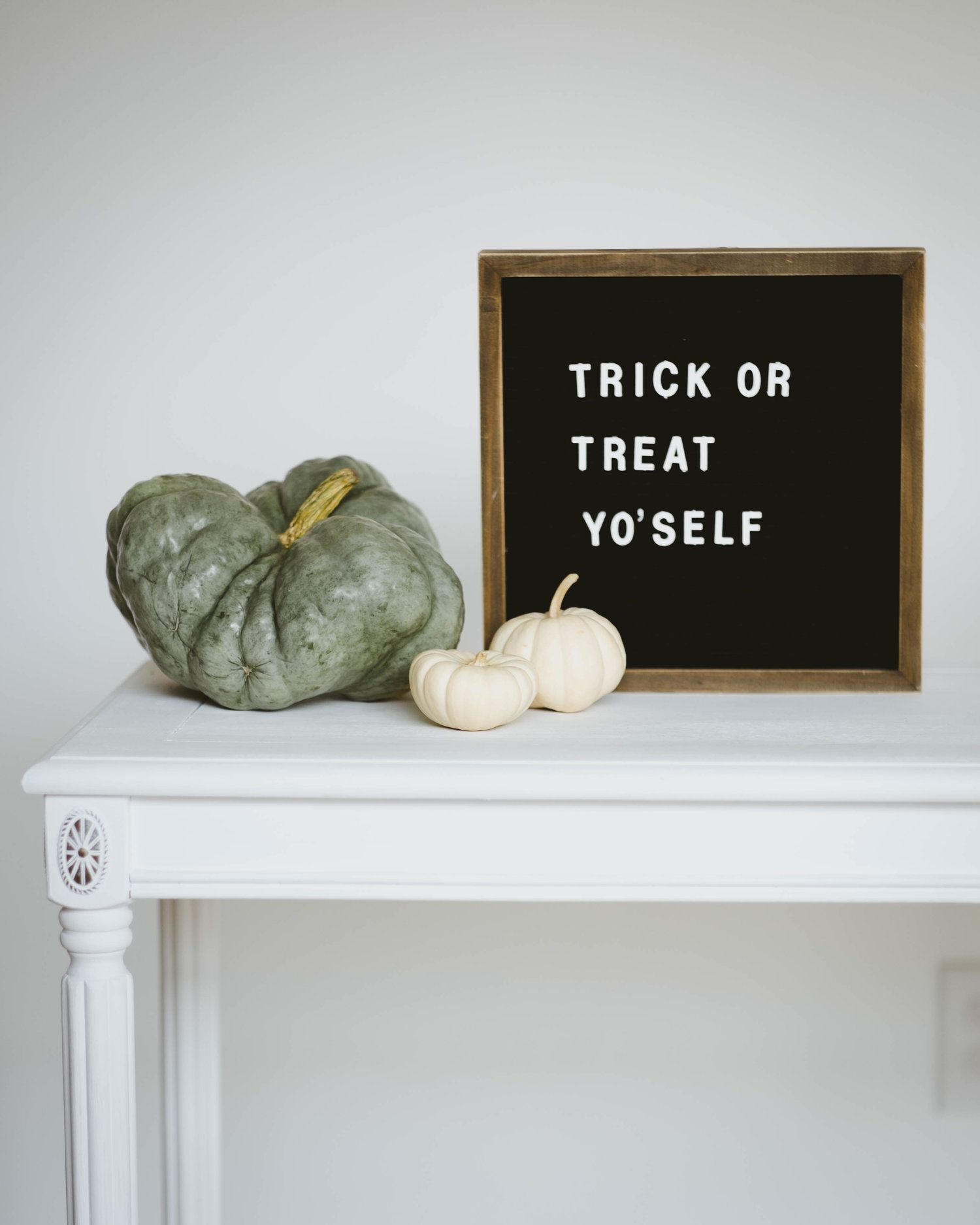 Cute DIY Halloween Tote