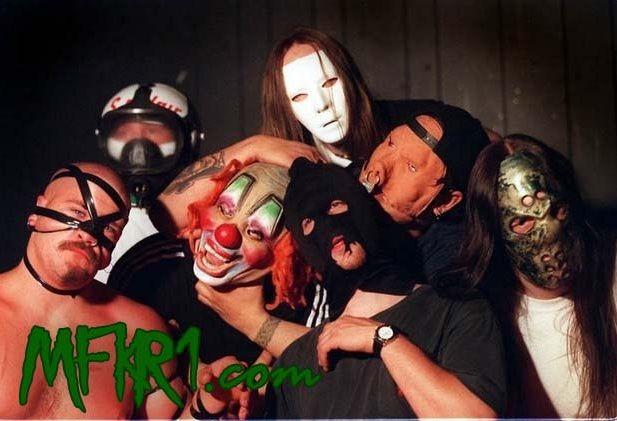Start Time Slipknot 1997 #MFKR #Slipknot