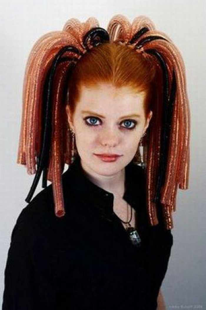 50 Most Ridiculous Hairstyles Of All Time Hair Styles Unique Hairstyles Crazy Hair