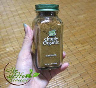 Simply Organic, Cinnamon