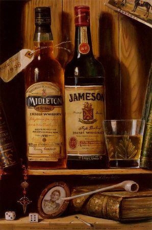 Irish Pub: #Irish #Pub ~ Irish Whiskey.