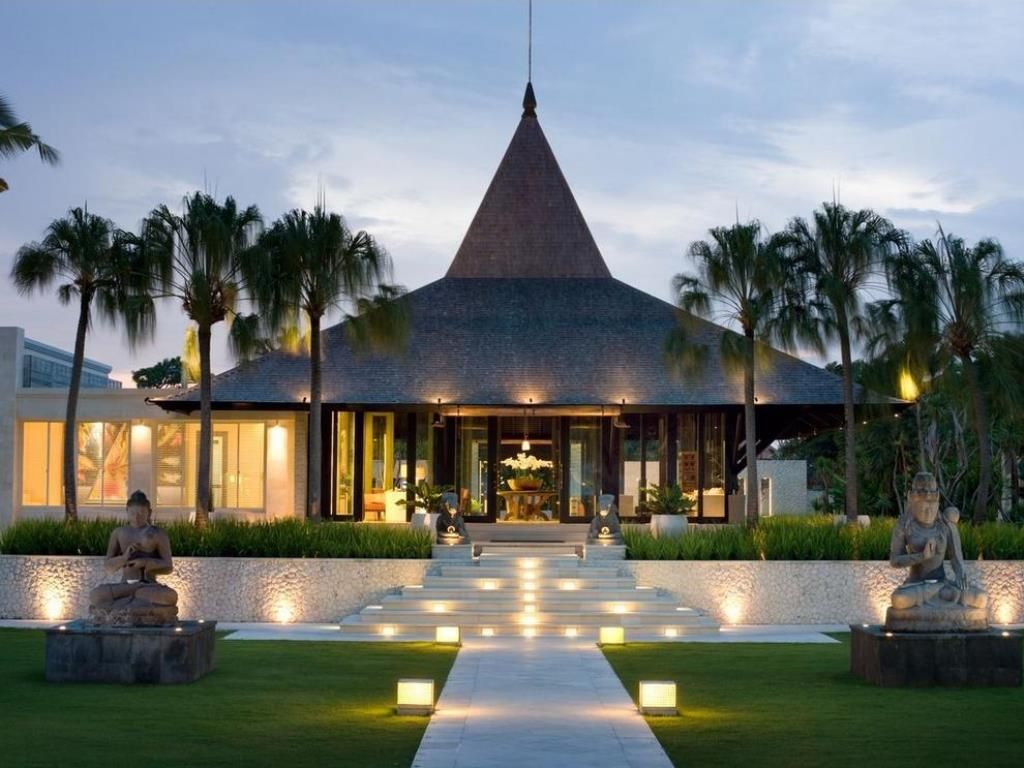 The Royal Santrian Luxury Beach Villas,Bali | บ้านในฝัน