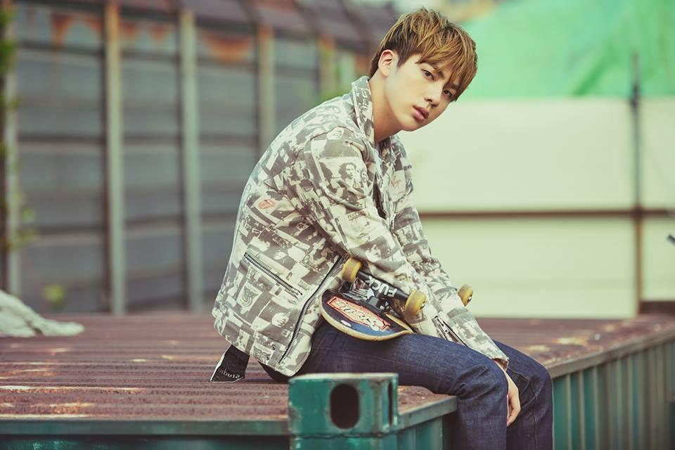 방탄소년단 4th Mini Album '화양연화 pt.2' Concept Photo #JIN