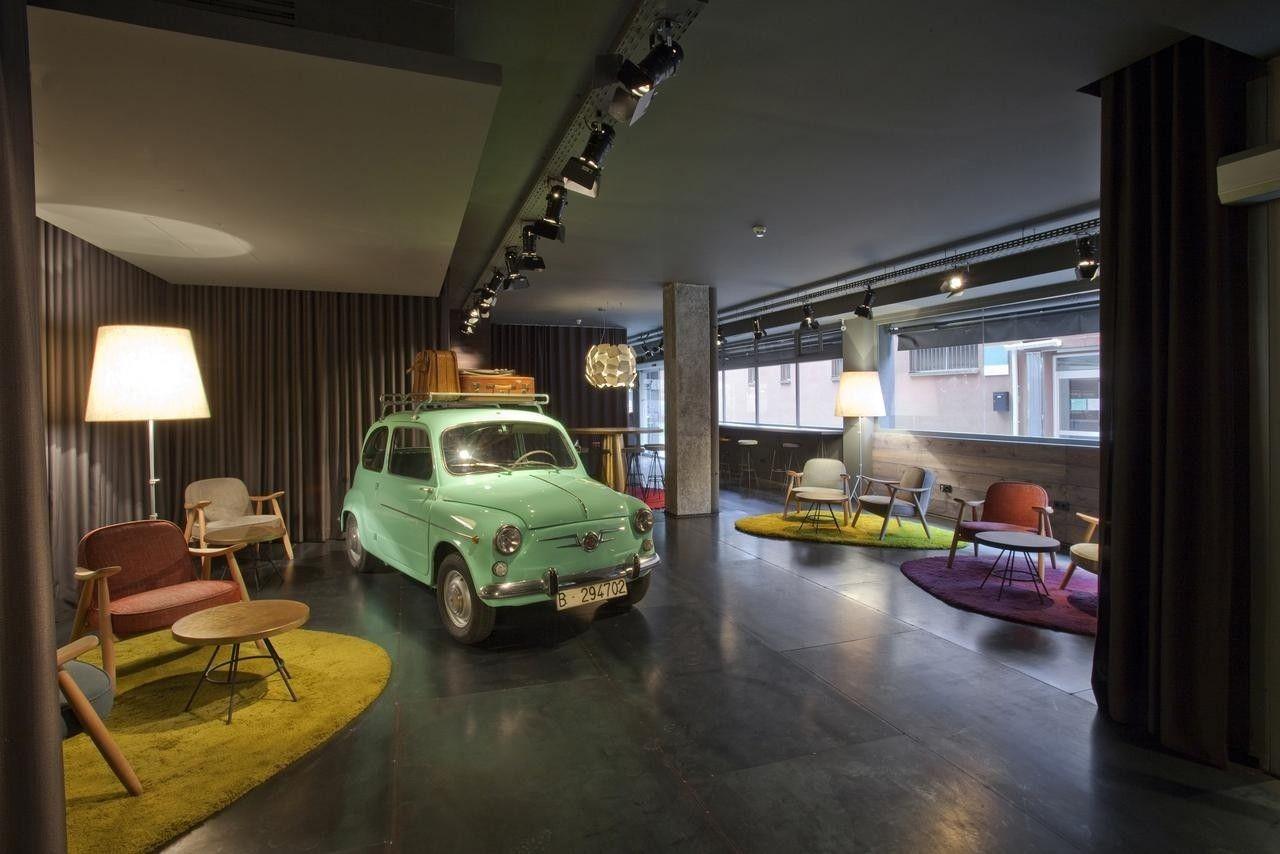 Pin de Doug Alqualo em [bikes n' cars] Design hotel