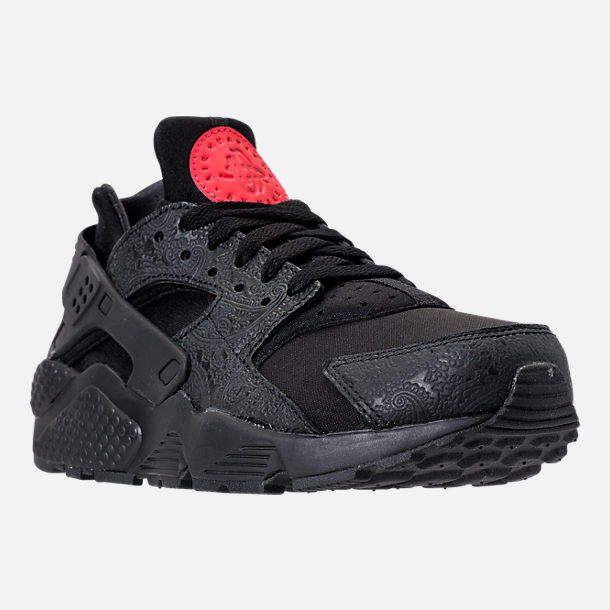 Nike Men s Huarache Run Floral Casual Shoes  886746c25