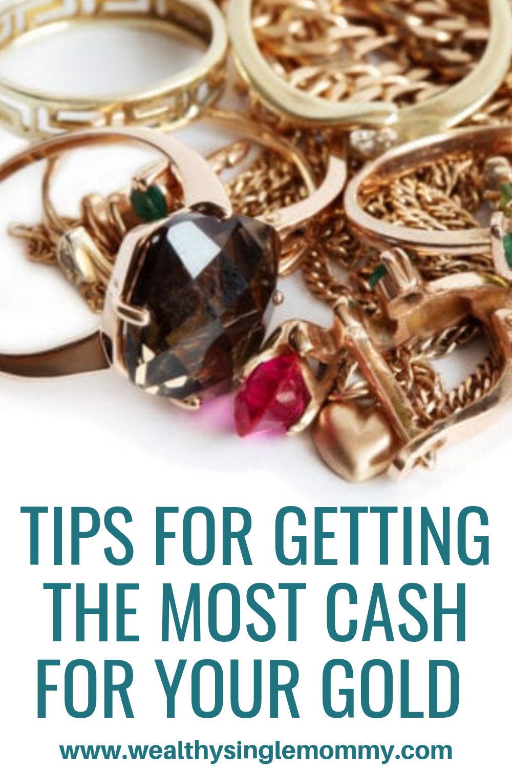 12++ How to sell real jewelry information