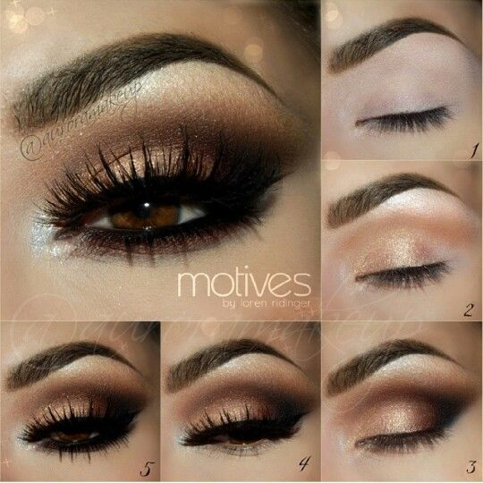 Kim Kardashian Eye Makeup Tutorial How To Get Kim Kardashian