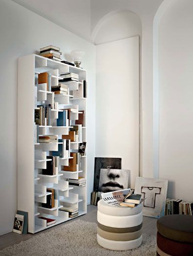 Attractive Arketipo Italy | Target Bookshelf | New Item Design: Nendo. A Simple And  Elegant Design