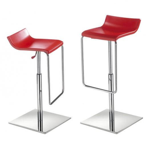 Taburete cocina diseño rojo MICRO-X | Decoración | Pinterest ...