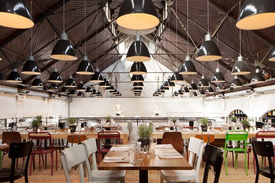 Mercat Restaurant – Amsterdam | Ideas To Steal