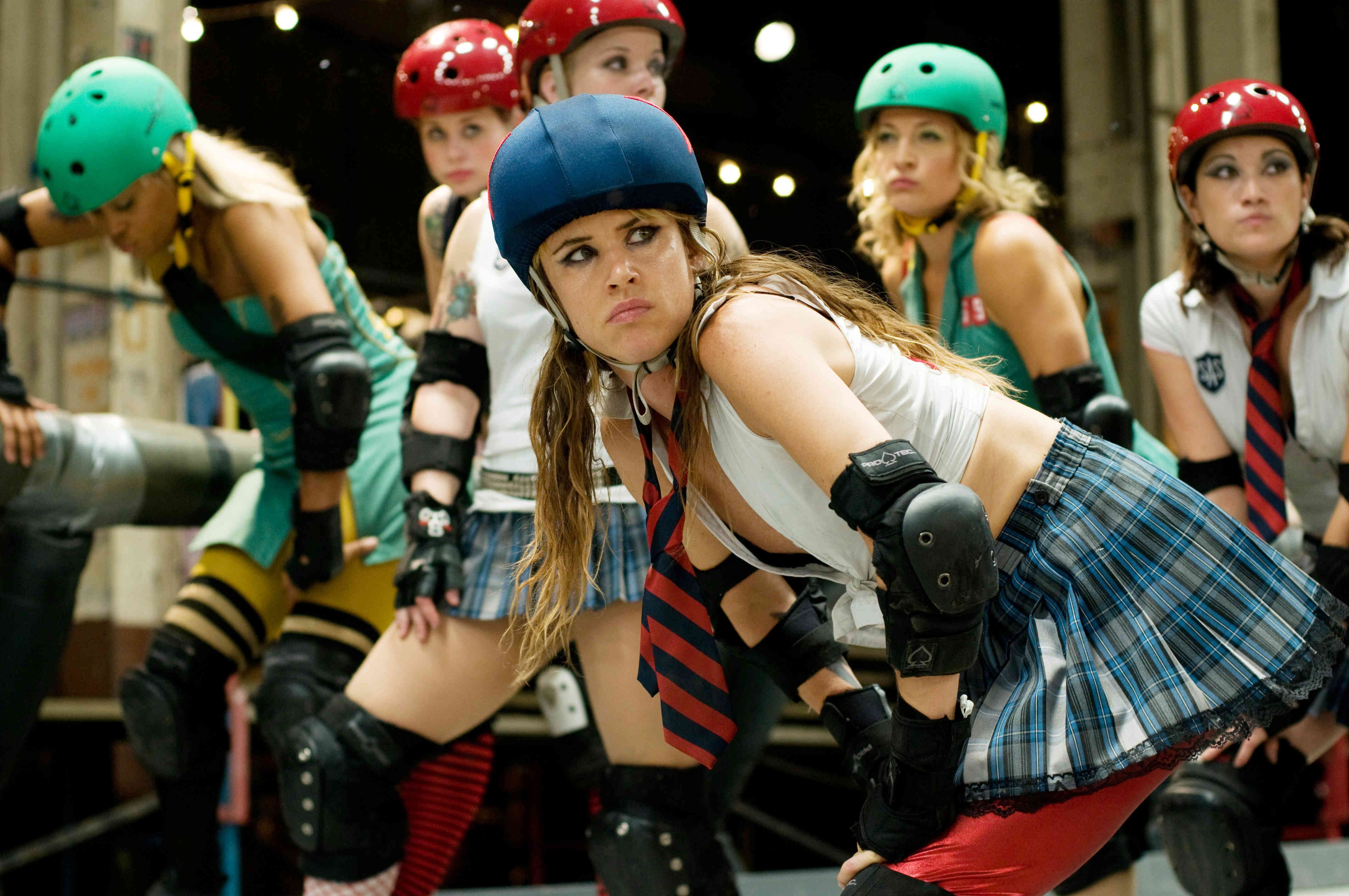 Juliette Lewis as Dinah Might 'Whip It' (2009) Roller