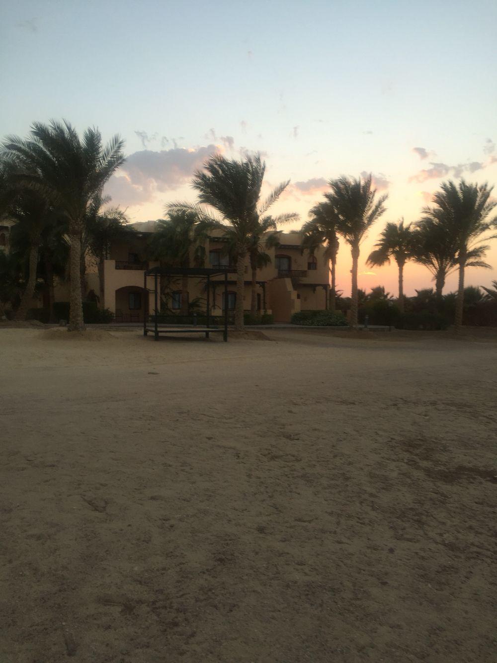 Sunset ... MarsaAllam ..Egypt