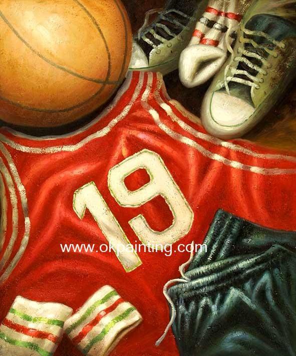 Category Still Life Paintings Sport Materials Still Life Painting Still Life Sports
