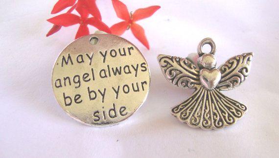 Guardian Angel CharmsAngel CharmsMay Your Angel by FlauntingCharms