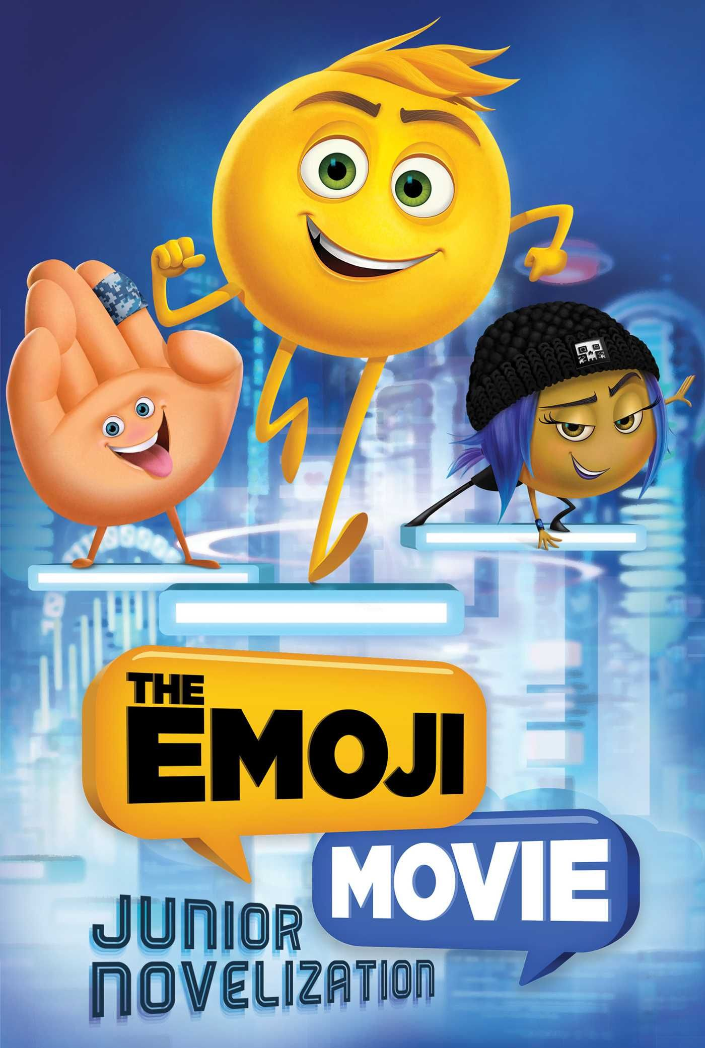 Capa The Emoji Movie Torrent Dublado 720p 1080p 5.1 Baixar