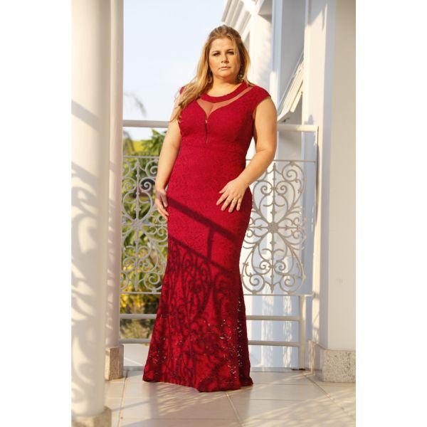 Roupas de festa feminina tamanho especial