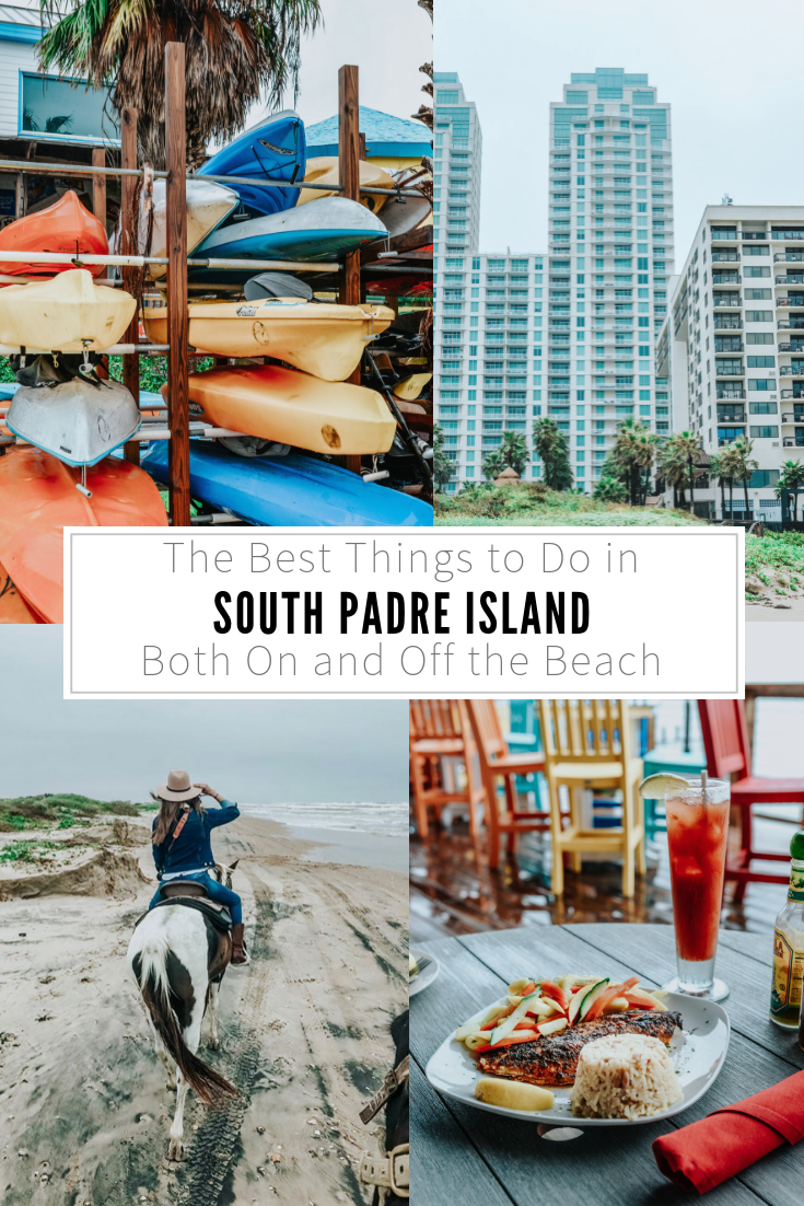 Things to Do on South Padre Island   Travel   Lone Star Looking Glass