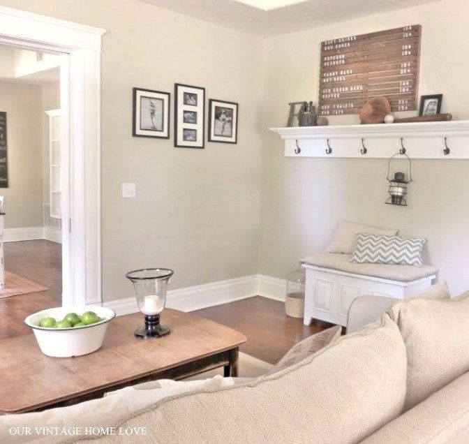 Benjamin Moore Colors For Your Living Room Decor: Benjamin Moore Manchester Tan Is One Of The Best Paint