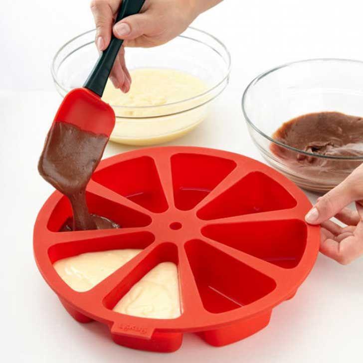 Para hacer pasteles y queques en porciones :)
