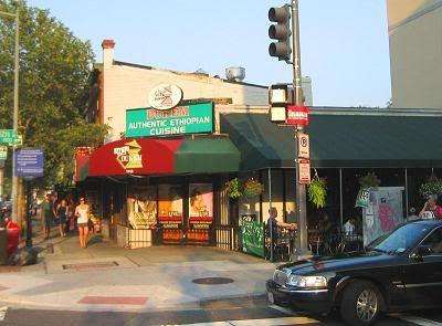 Little Ethiopia Restaurant Los Angeles Ca