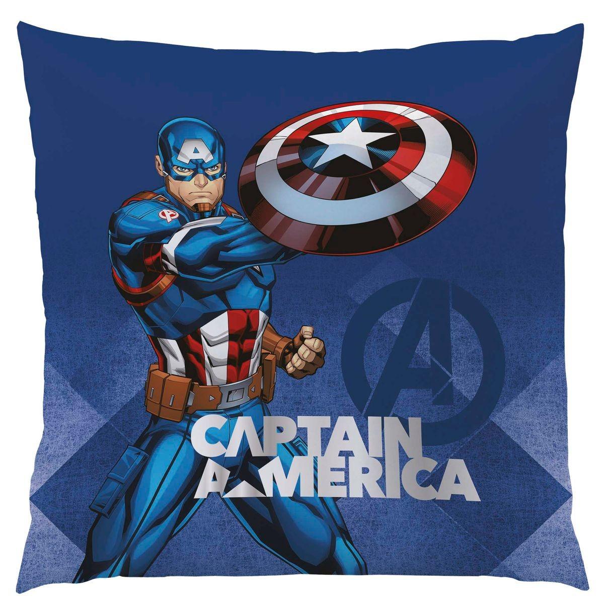Coussin Carre Captain America Coussin Carre Coussin Pour Palette Et Matelas De Sol
