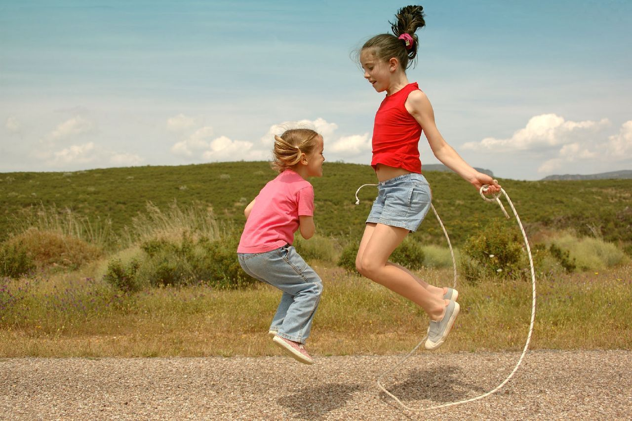 Do You Remember These Jump Rope Rhymes? | Old fashioned games ...