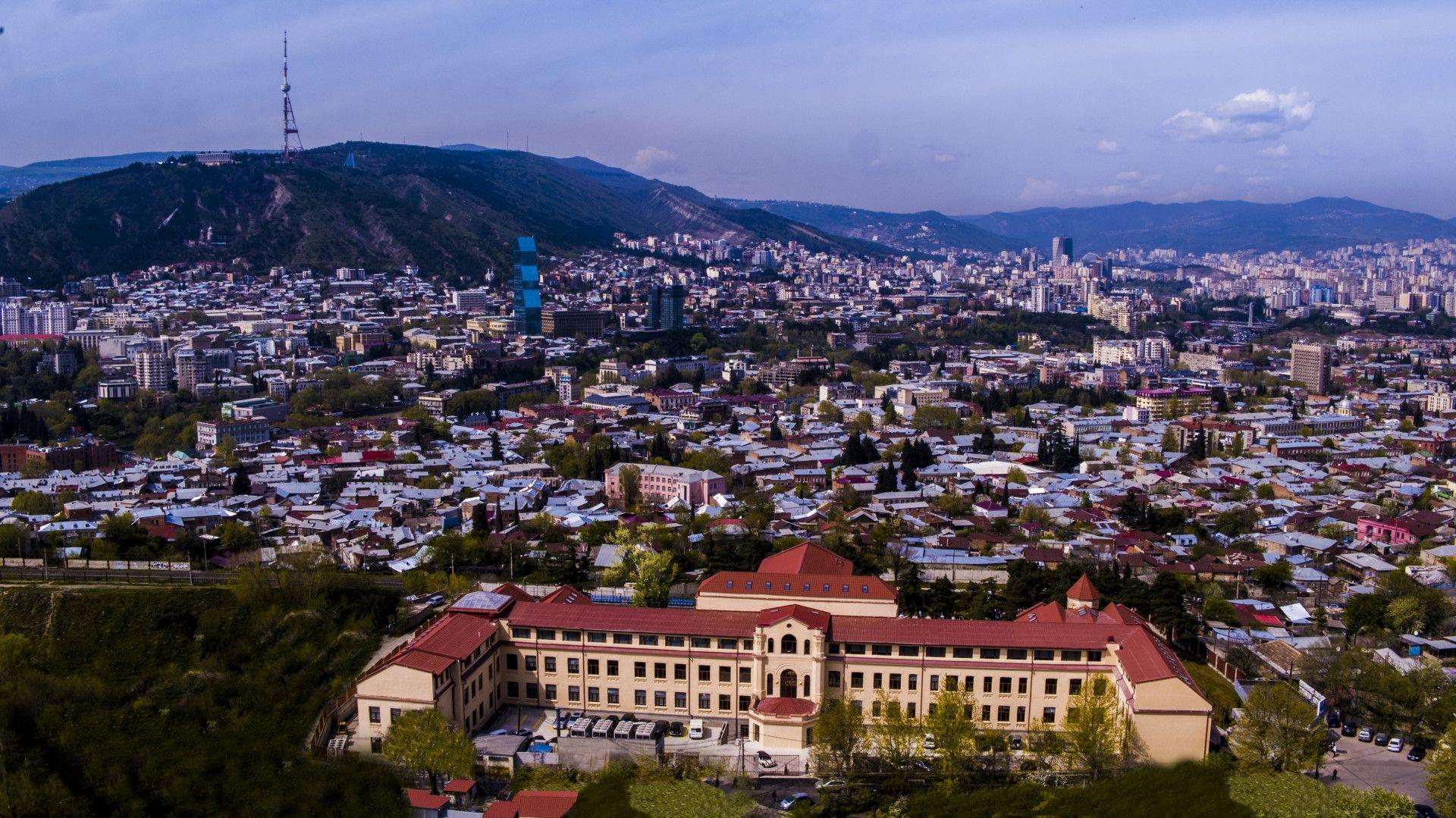 Caucasus University Tbilisi, International