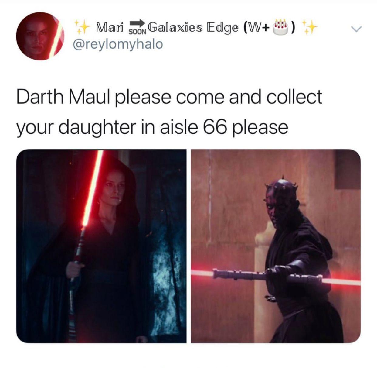 Star Wars The Rise Of Skywalker Star Wars Jokes Star Wars Humor Star Wars Fandom