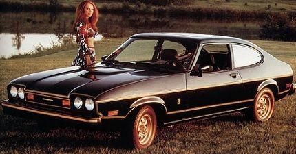 1976 Capri Had This Car In A Burnt Orange Ford Capri Mercury Capri 70s Cars