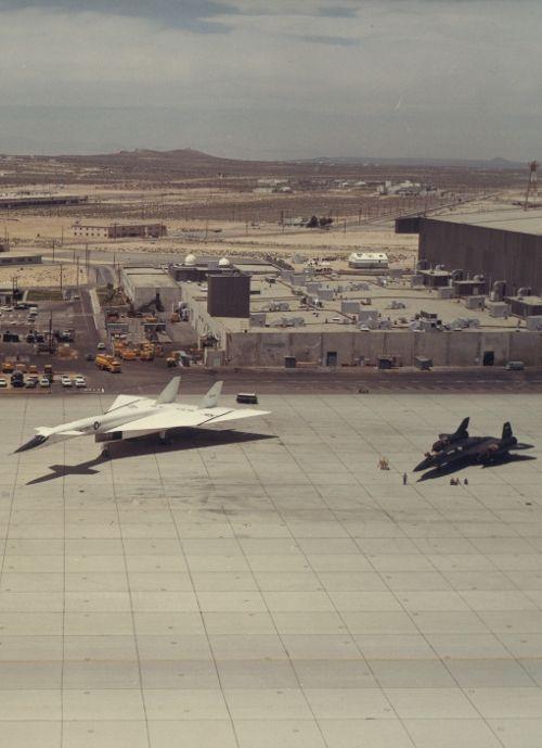 Experimental Planes - Mach 3's