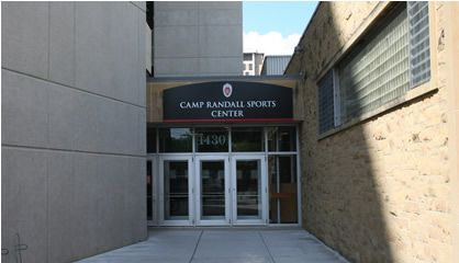 University of Wisconsin-Madison Camp Randall Sports Center