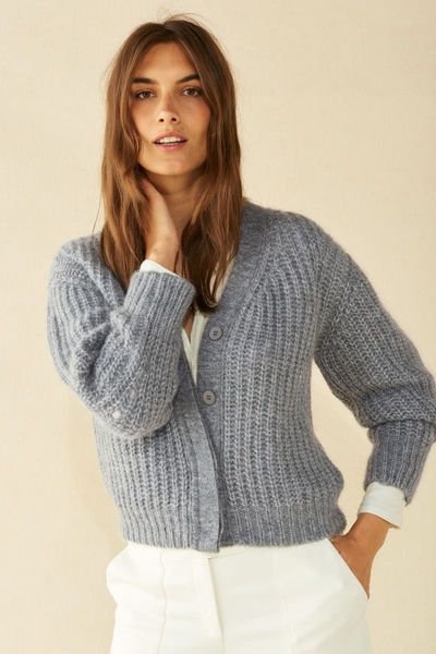 18 Chunky Cardigans For Autumn