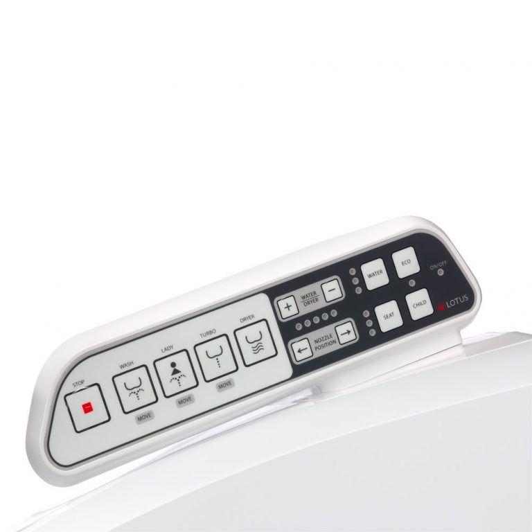 Lotus Ats 500 Heated Toilet Seat Smart Toilet Toilet