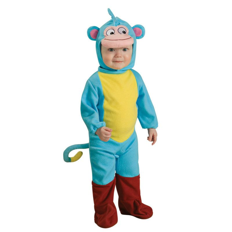 Dora The Explorer Boots EZ-On Romper Infant Costume | Infant and ...
