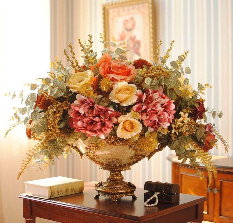 artificial flower double slider bud from reliable flower fashion suppliers it looks so real - Flowers For Home Decor