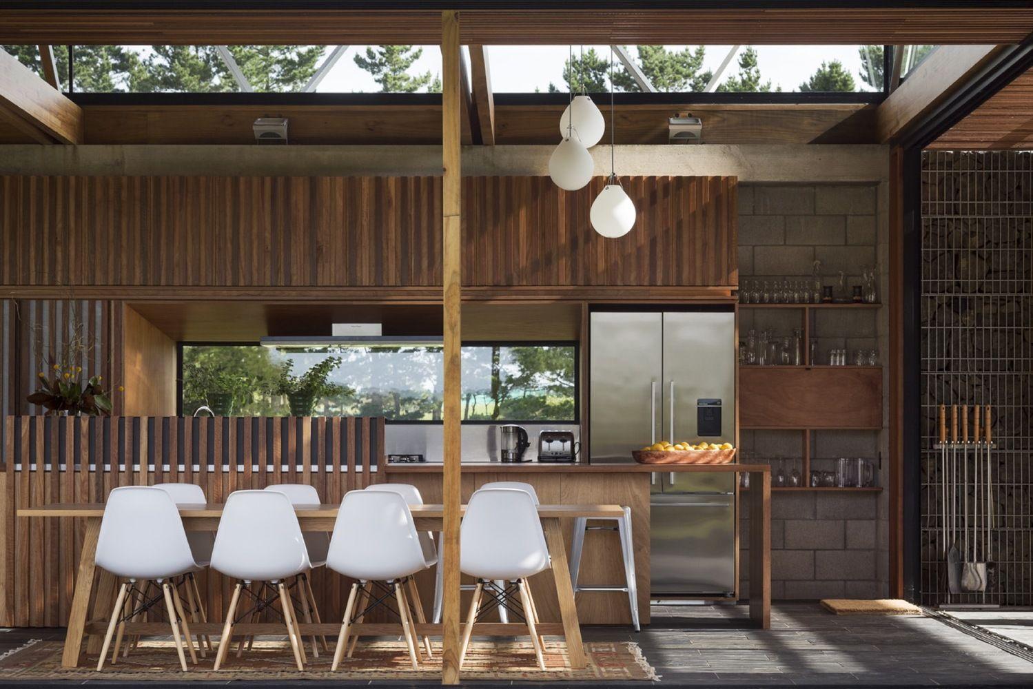 Küchendesign im freien gallery of bramasole  herbst architects    interior design