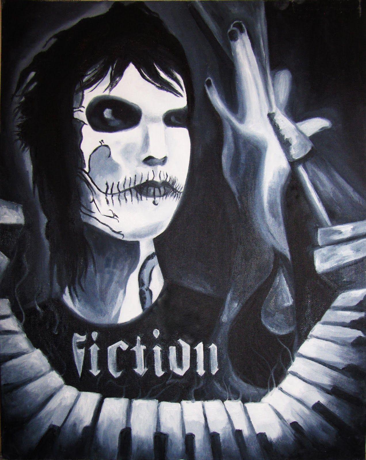 The Rev Of Avenged Sevenfold Fiction Music Avenged Sevenfold