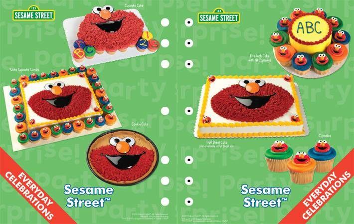 Sesame Street Cakes At Sam S Club