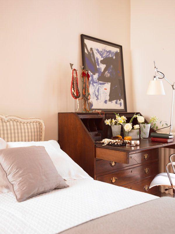 Acierta con el escritorio | Muebles recuperados, Escritorios y La cama