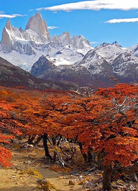 la patagonie est un incontournable du chili plus fall. Black Bedroom Furniture Sets. Home Design Ideas