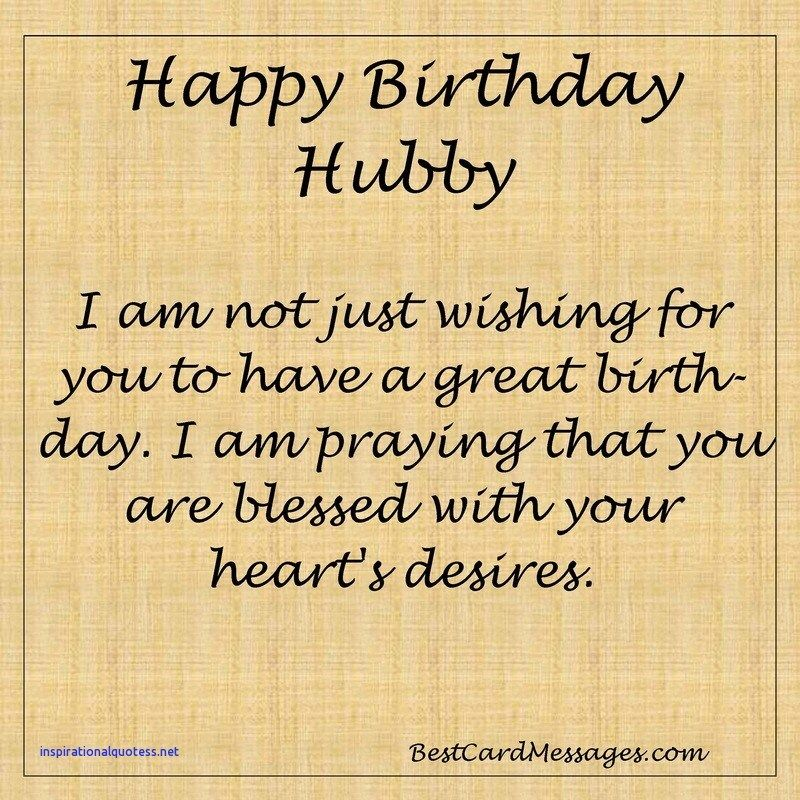 Inspirational Birthday Quotes For Husband