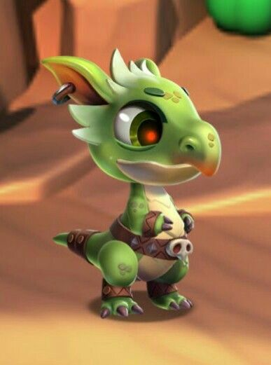 Baby Goblin dragon