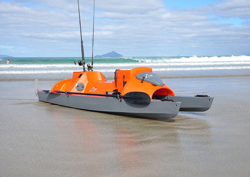 Zego catamaran kayak | Small Catamarans | Pinterest